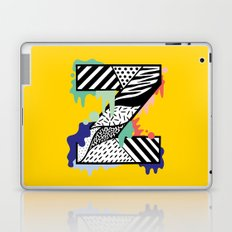Z for …. Laptop & iPad Skin