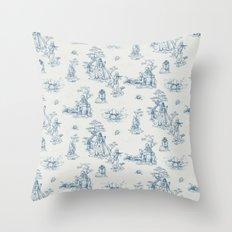 Toile de StarWars Throw Pillow