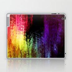 Cosmic Rain Laptop & iPad Skin