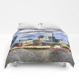 London Art Comforters