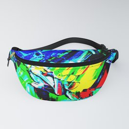 Pop Winter Fields 2 Fanny Pack