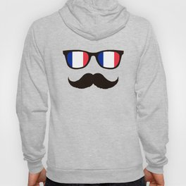 France Retro T-Shirt Hoody