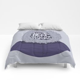 Look Deep Into The Parka Comforters
