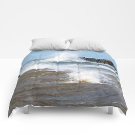 Surf's Spray Comforters