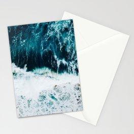 Ocean Blues II Stationery Cards