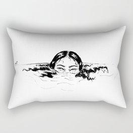 Mysterious Rectangular Pillow