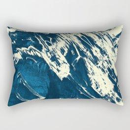 Tearing Rectangular Pillow