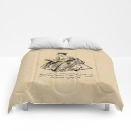 Lousia May Alcott - Good Books Comforters