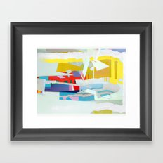 Untitled 20140203b Framed Art Print