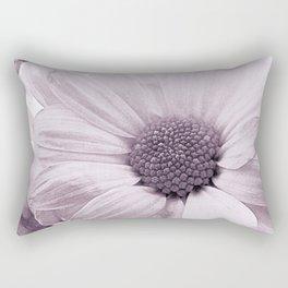 Mauve Mum Rectangular Pillow