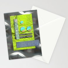 NEW AGE COMPOSITION 1 Stationery Cards