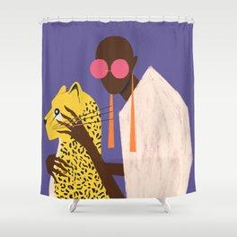 Pintosa Shower Curtain