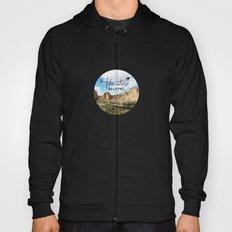 adventure beckons- Smith Rock Oregon Hoody