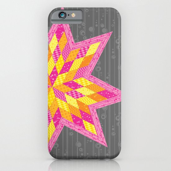 Morgan's Star iPhone & iPod Case
