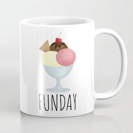Sundae Funday Coffee Mug