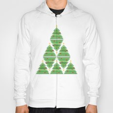 Over the trees Hoody