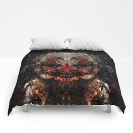 Fuerza Negra Comforters
