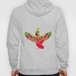 Winged Isis w/Eye of Horus Hoody