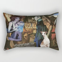 The March Rectangular Pillow
