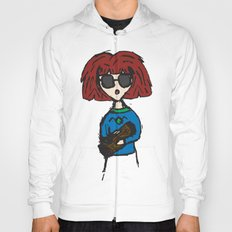 Something To Say About This (Log Lady) Hoody