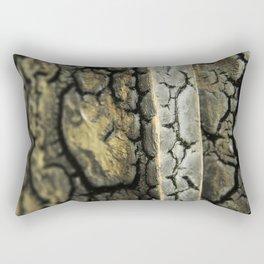 Racine de l'Existence Rectangular Pillow