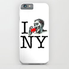 I Zombie Apocalypse New York Slim Case iPhone 6s