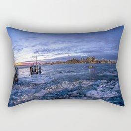 Toronto Ice Rectangular Pillow