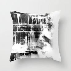 aftershock Throw Pillow