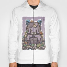 THE GHOST WHO SNACKS Hoody