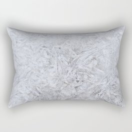 Whitewash wood texture OSB Rectangular Pillow