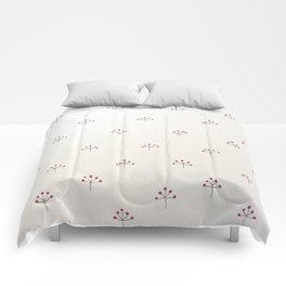 Winterberries Comforters