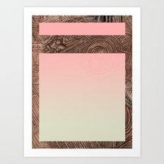ROUGHKut#032516 Art Print