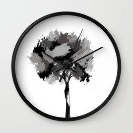 the tree of life Wall Clock