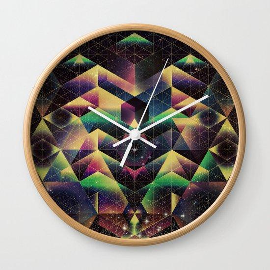 thhyrrtyyn Wall Clock