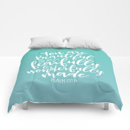 Wonderfully Made Comforters