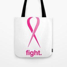 fight. Tote Bag