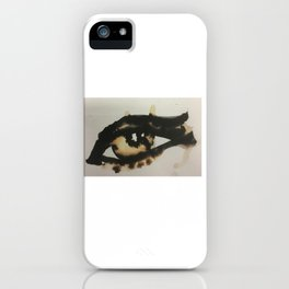 Teardrop explodes iPhone Case