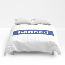 banned Comforters