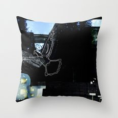 RRR Throw Pillow