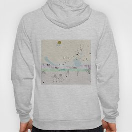 Other planes of existence.  Hoody