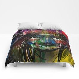 Beyond Tiger Lily Comforters