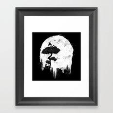 Midnight Spirits Framed Art Print