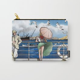 Penny Rogers - Hot wind Carry-All Pouch
