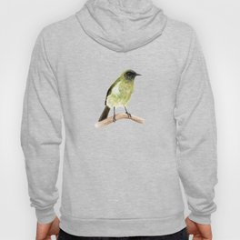 Korimako / Bellbird - a native New Zealand bird 2014 Hoody