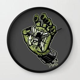 If it skates, we can kill it! Wall Clock