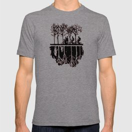 Stuck in the upside down, Strange eleven thing gift T-shirt
