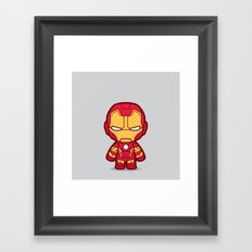 Genius Framed Art Print