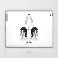 Bowie Love Laptop & iPad Skin