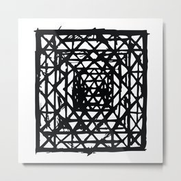 Eternal Portal Metal Print