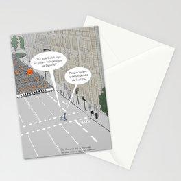 Los Porqués de Joaquim - Independencia Stationery Cards